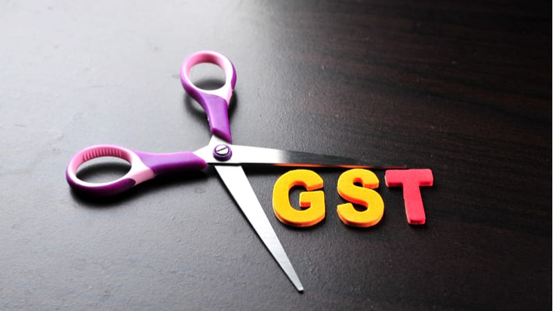 GST on electric vehicles